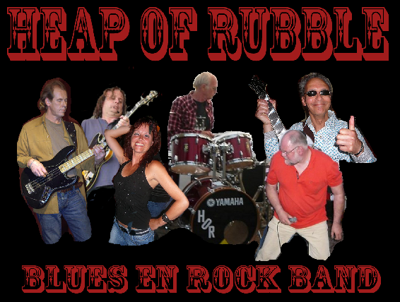 Blues en Bluesrock band